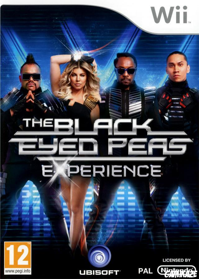 cover The Black Eyed Peas Experience wii