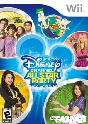 cover Disney Channel All Star Party wii