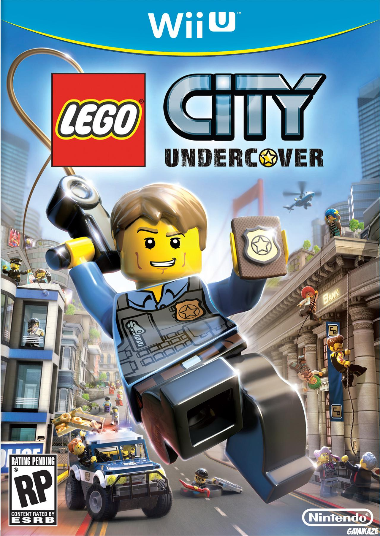 cover Lego City Undercover wiiu