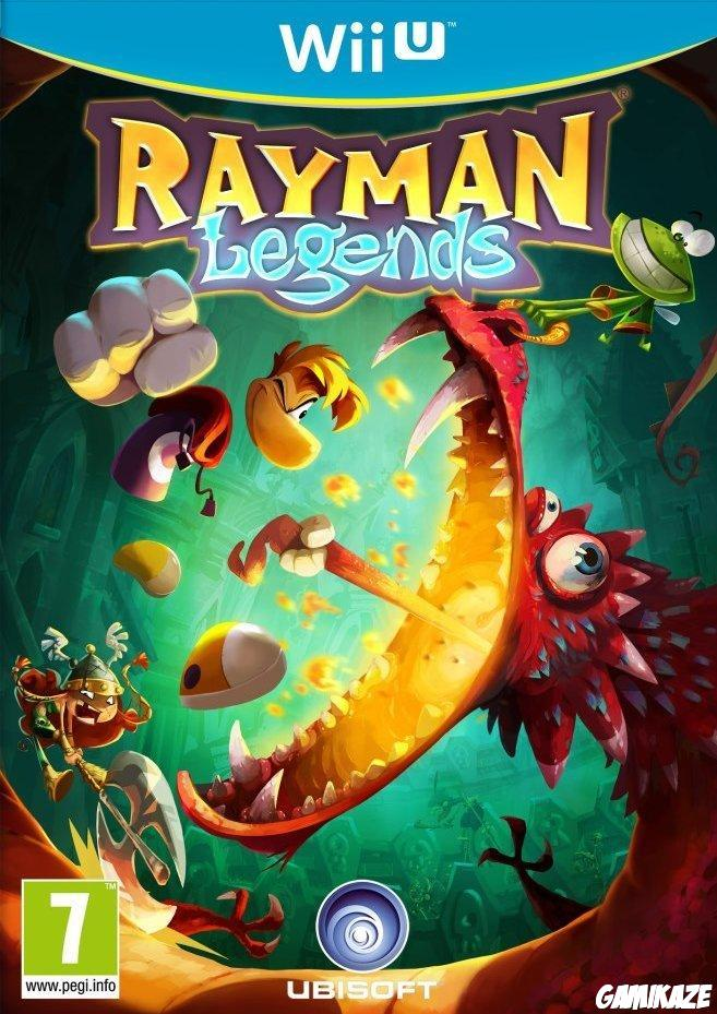 cover Rayman Legends wiiu