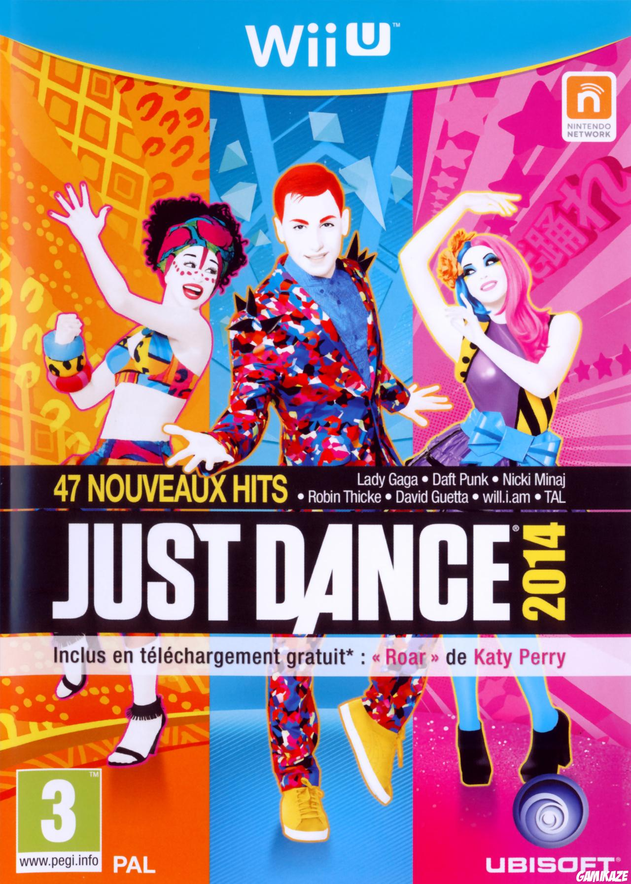 cover Just Dance 2014 wiiu