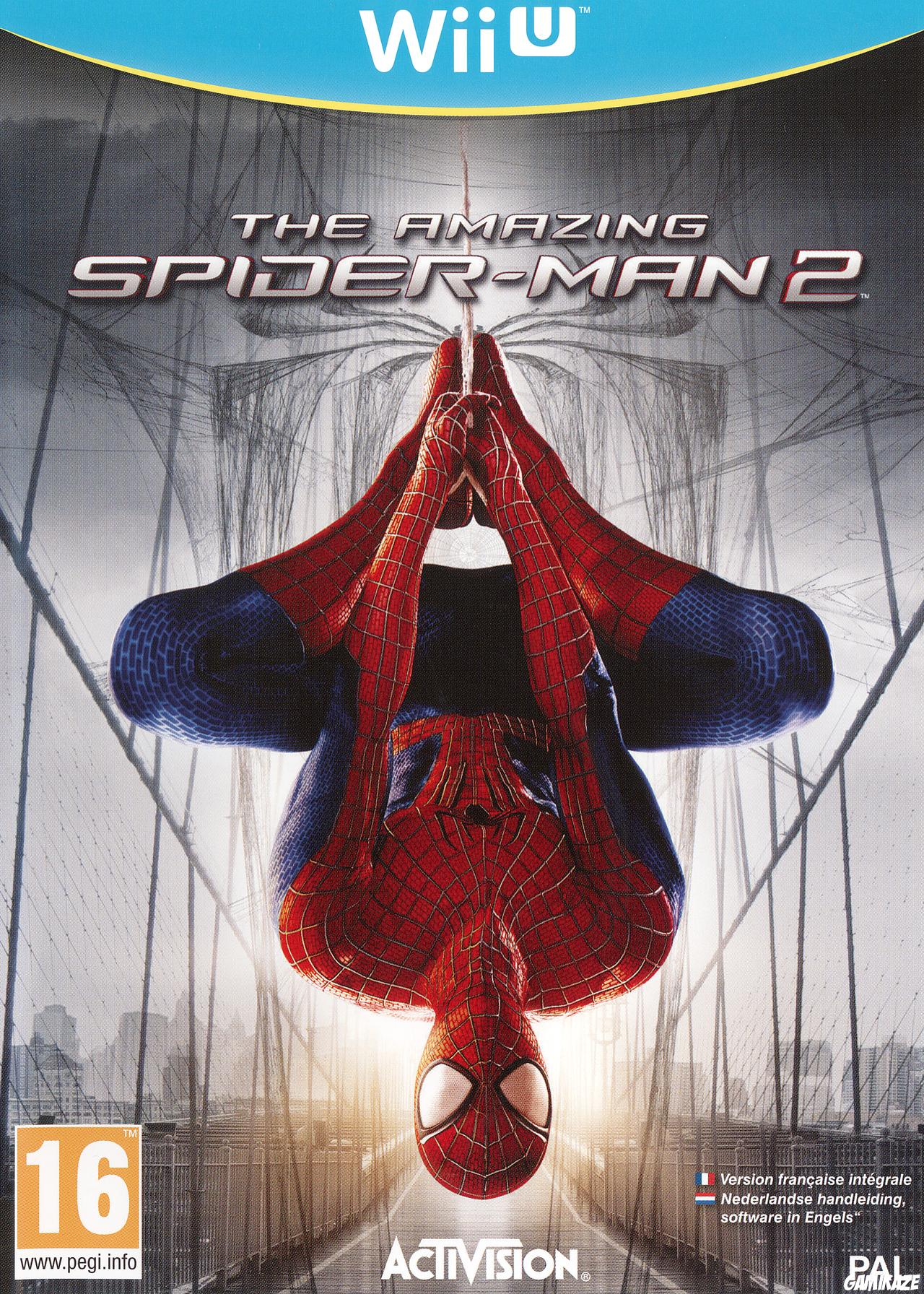 cover The Amazing Spider-Man 2 wiiu
