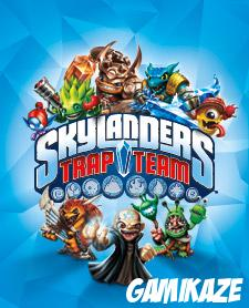 cover Skylanders Trap Team wiiu
