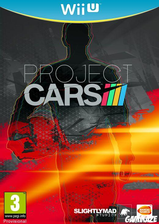 cover Project CARS wiiu