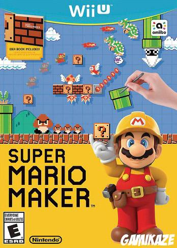 cover Super Mario Maker wiiu