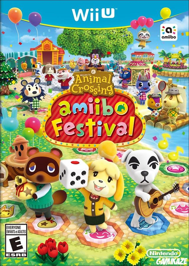 cover Animal Crossing: amiibo Festival wiiu
