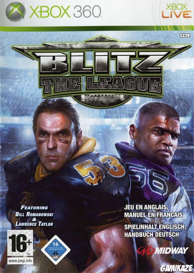 cover Blitz : The League x360