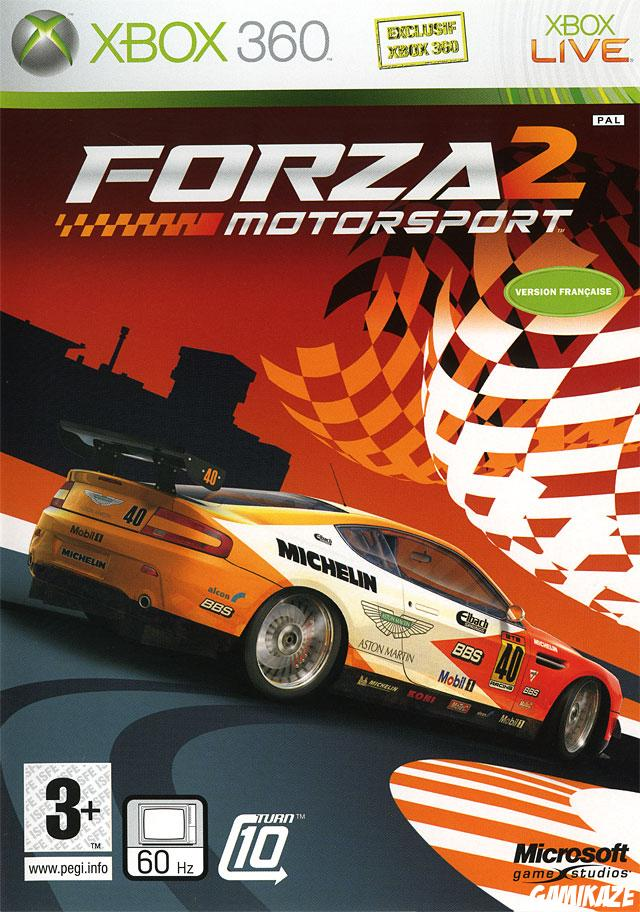cover Forza Motorsport 2 x360