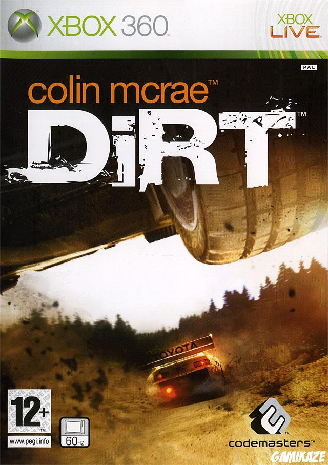 cover Colin McRae : DIRT x360