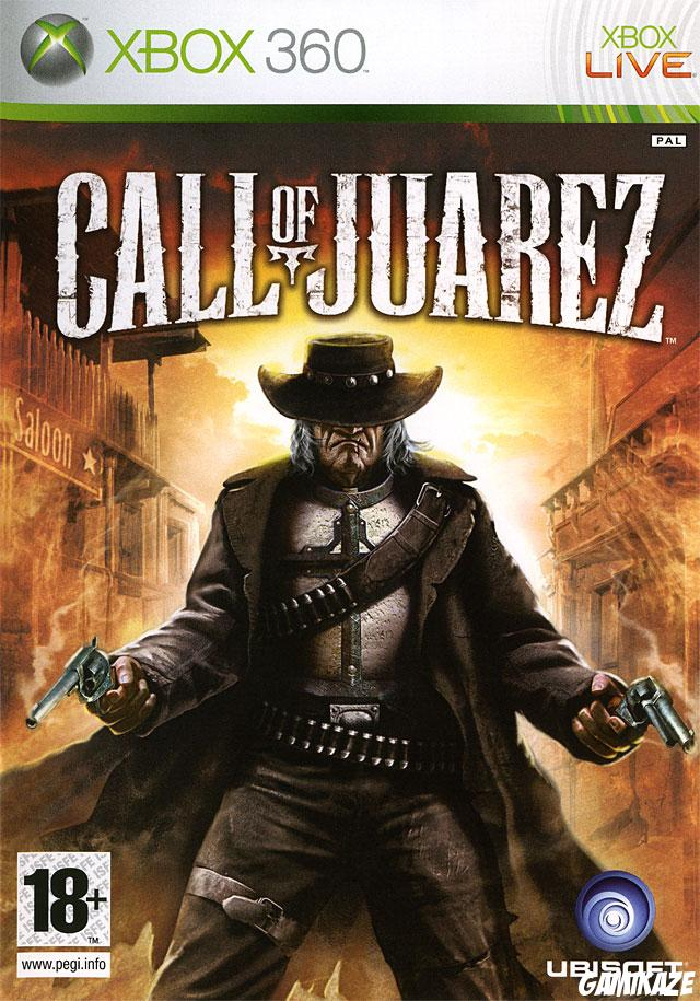 cover Call of Juarez x360