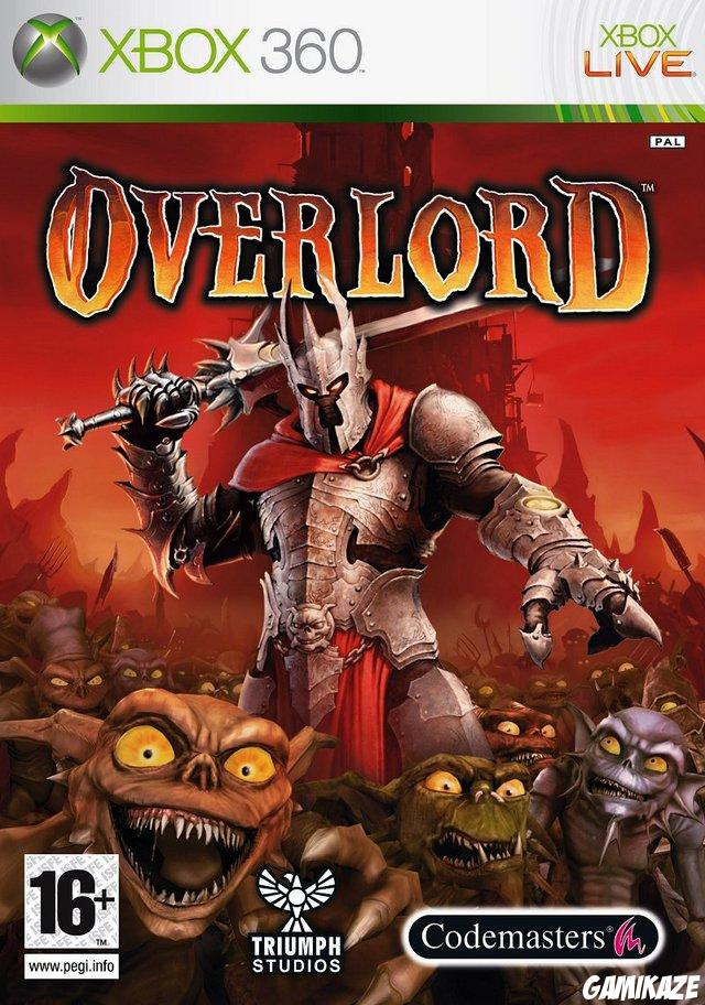 cover Overlord x360