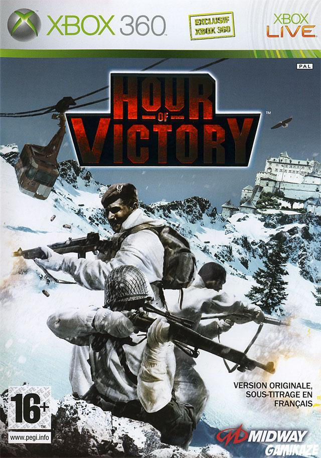 cover Hour of Victory x360