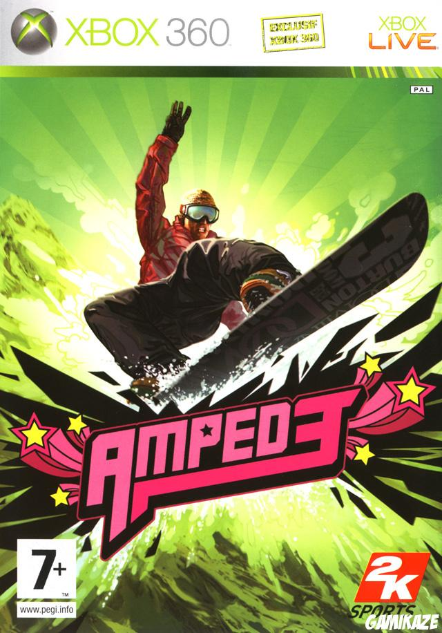 cover Amped 3 x360