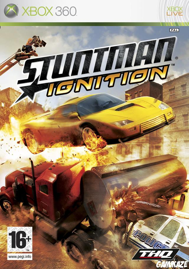 cover Stuntman : Ignition x360