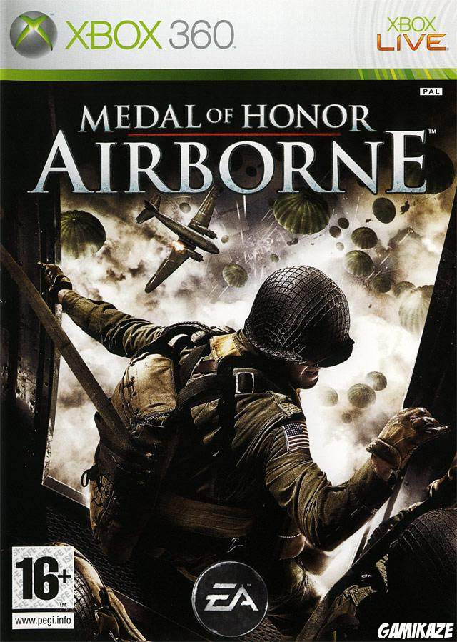 cover Medal of Honor : Airborne x360