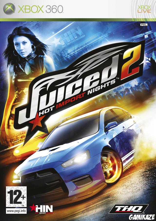 cover Juiced 2 : Hot Import Nights x360