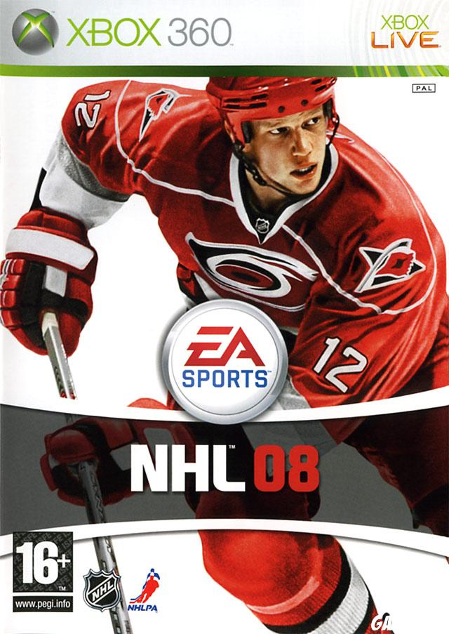 cover NHL 08 x360