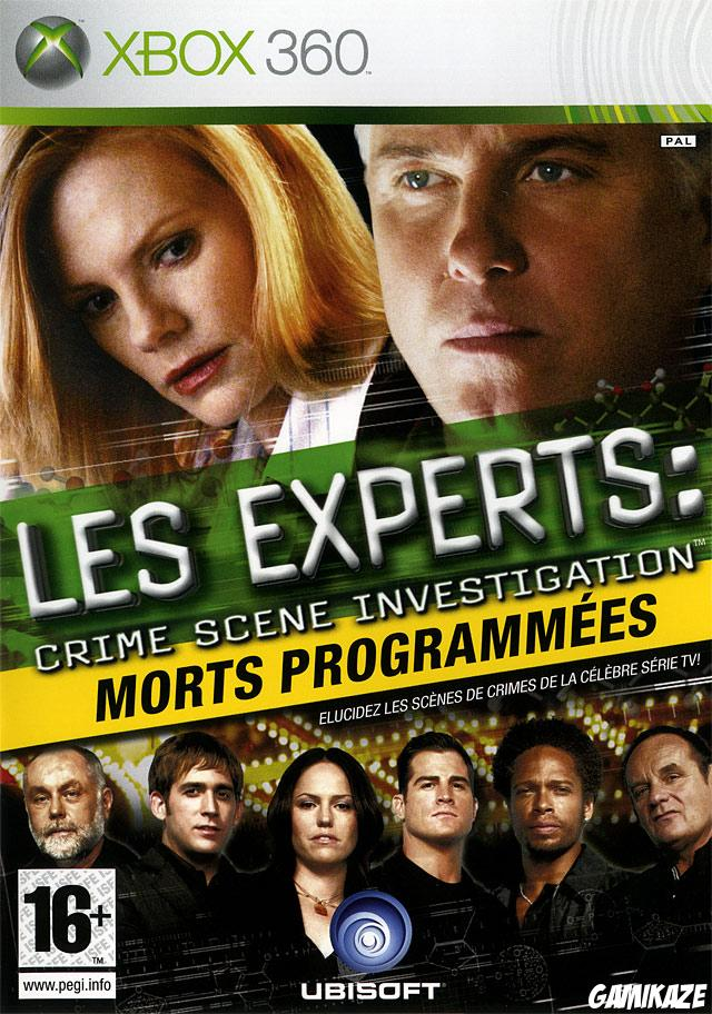 cover Les Experts : Morts Programmées x360
