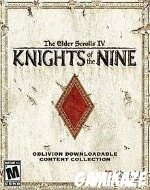 cover The Elder Scrolls IV : Knights of the Nine x360