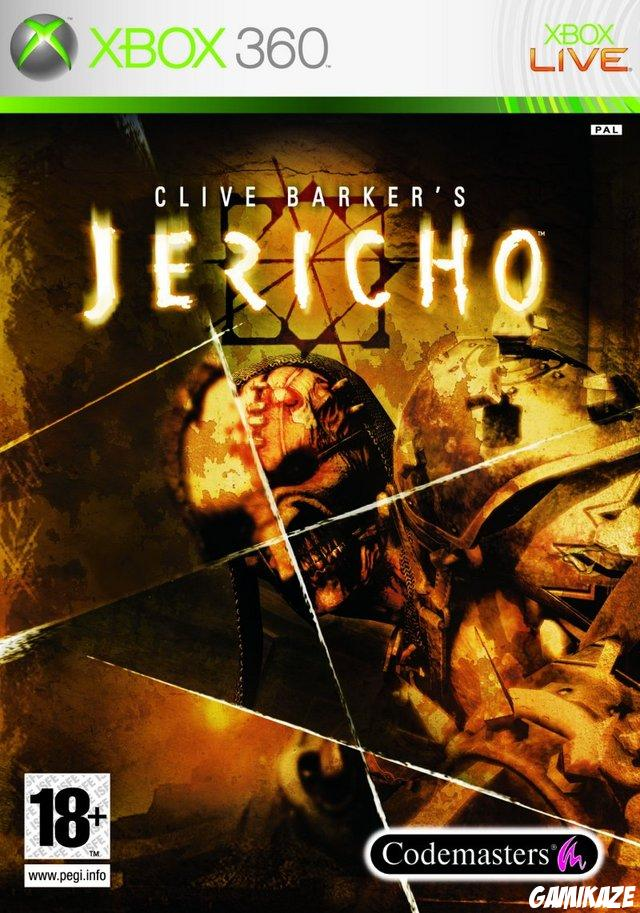 cover Clive Barker's Jericho x360