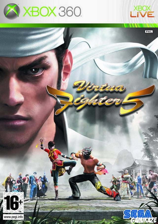 cover Virtua Fighter 5 x360