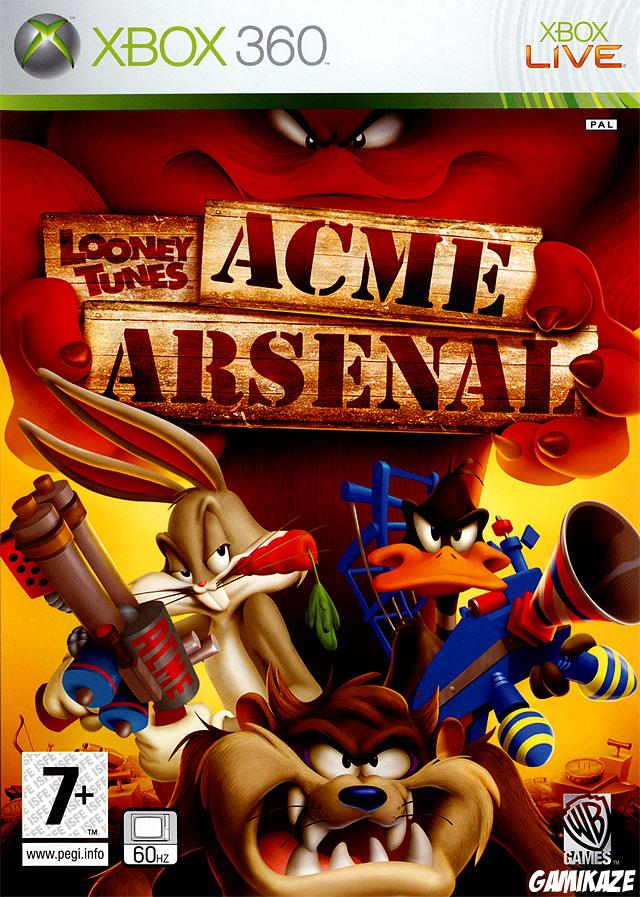 cover Looney Tunes : Acme Arsenal x360