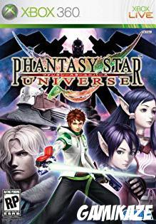 cover Phantasy Star Universe : Ambition Of The Illuminus x360