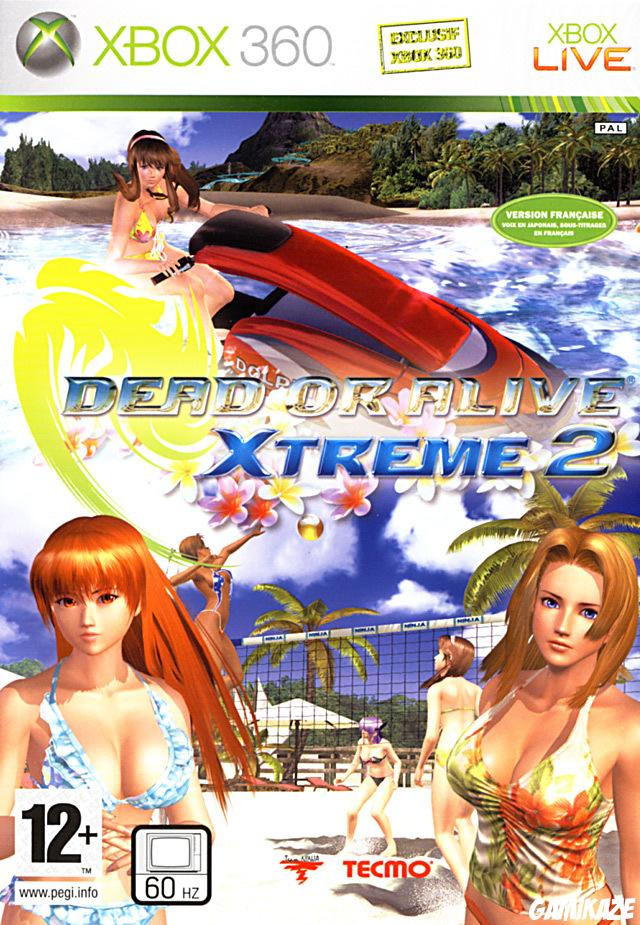 cover Dead or Alive : Xtreme 2 x360