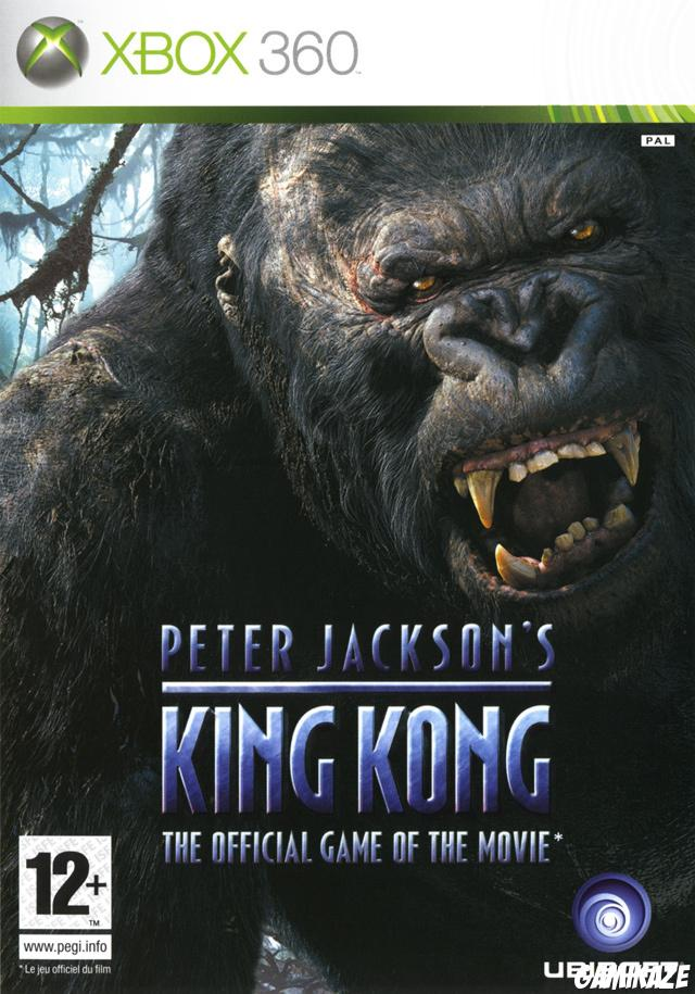 cover King Kong x360
