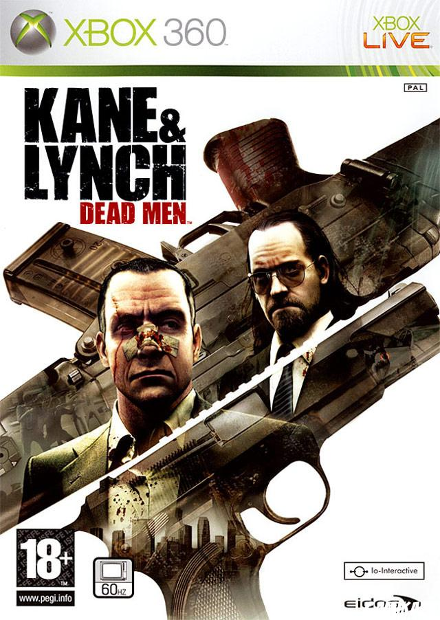cover Kane & Lynch : Dead Men x360