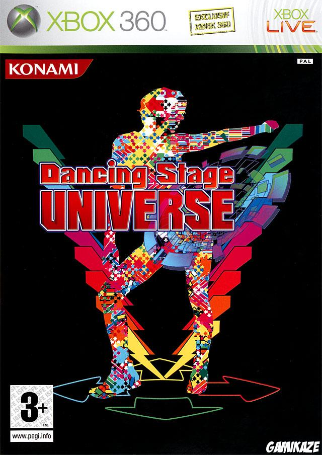 cover Dancing Stage Universe x360