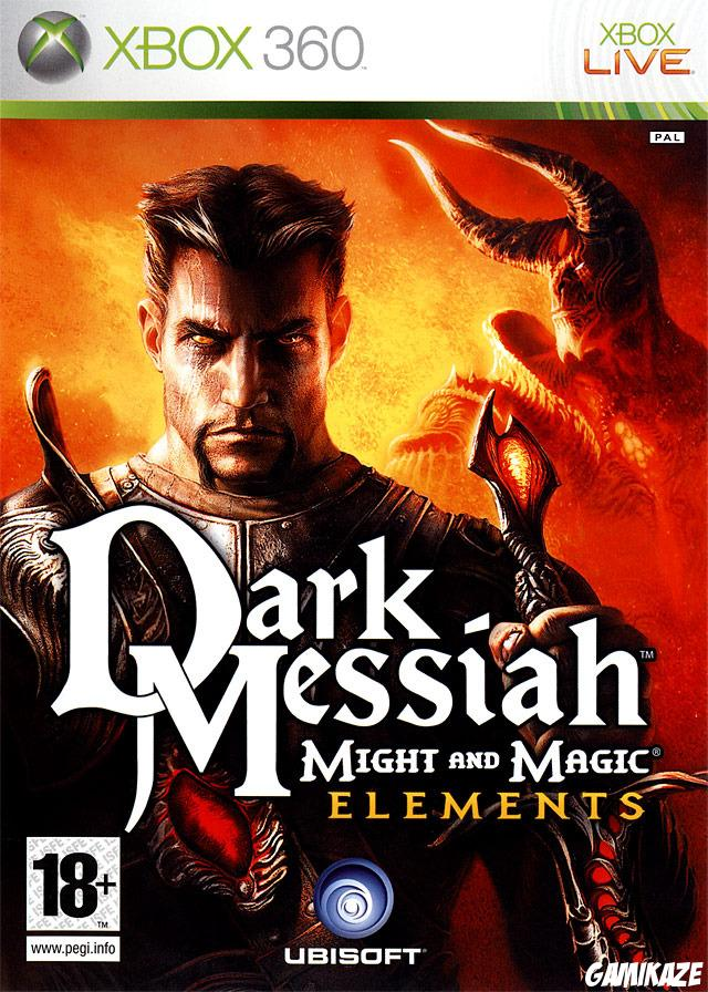 cover Dark Messiah of Might and Magic : Elements x360