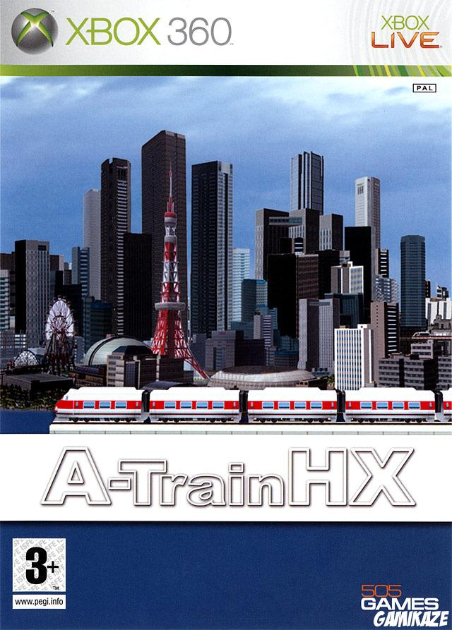 cover A-Train HX x360