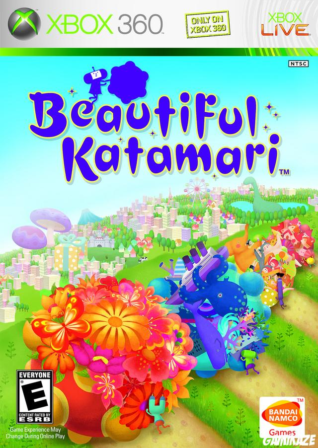 cover Beautiful Katamari x360