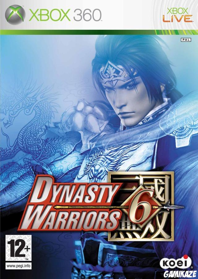 cover Dynasty Warriors 6 x360