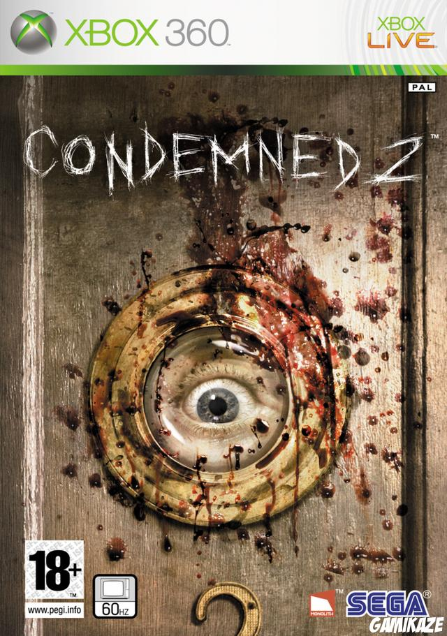 cover Condemned 2 : Bloodshot x360