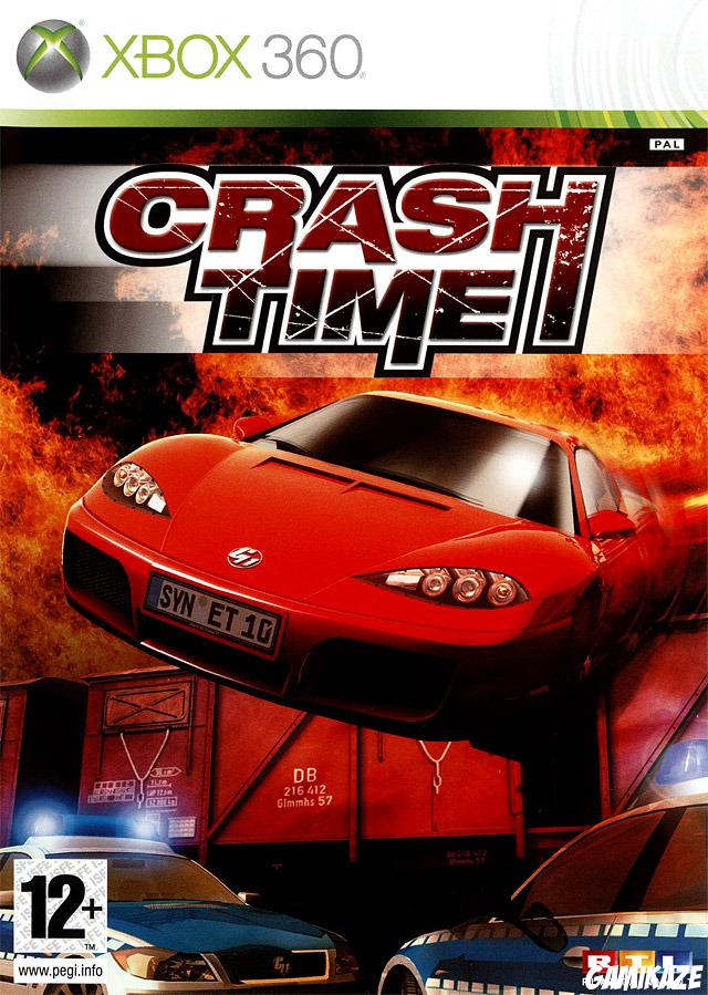 cover Crash Time x360
