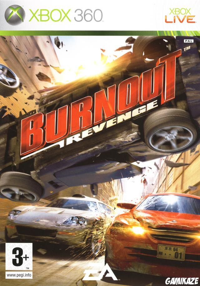 cover Burnout : Revenge x360