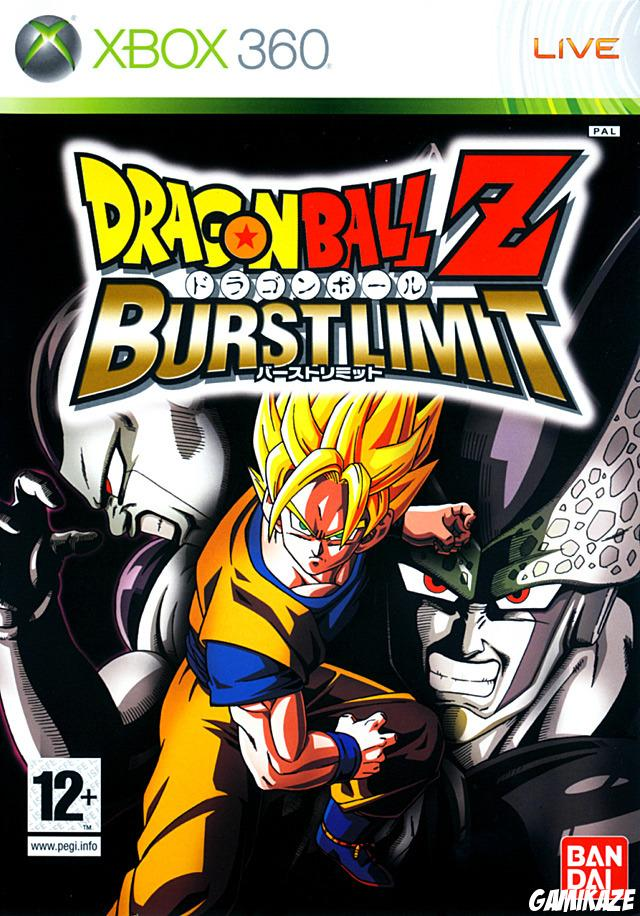 cover Dragon Ball Z : Burst Limit x360