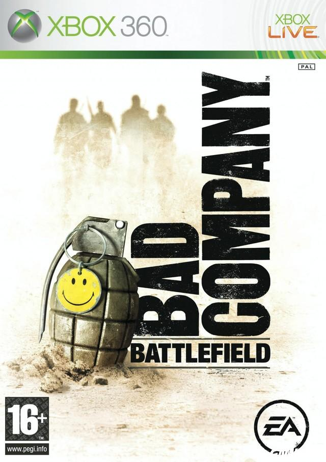 cover Battlefield : Bad Company x360
