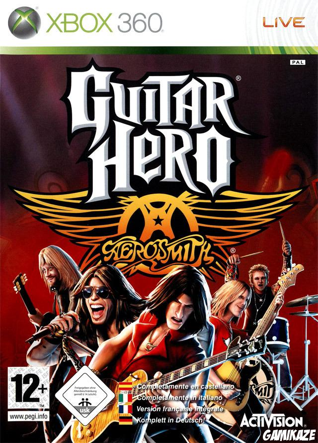 cover Guitar Hero : Aerosmith x360