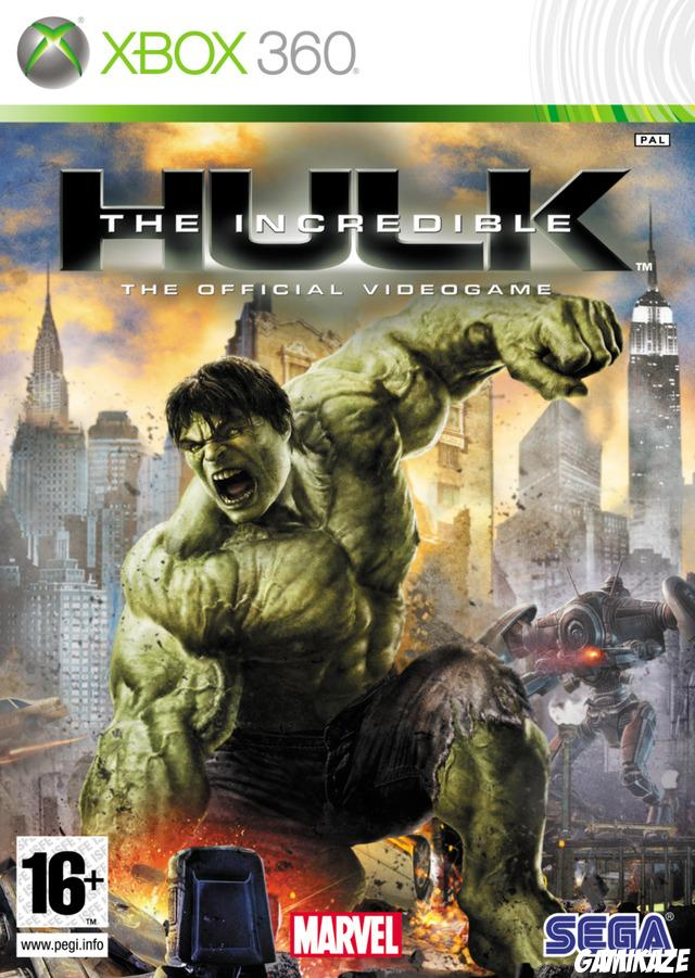 cover The Incredible Hulk x360