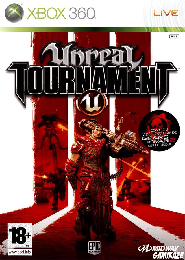 cover Unreal Tournament III x360