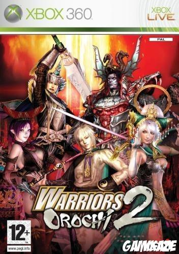 cover Warriors Orochi 2 x360