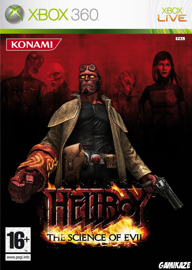 cover Hellboy : The Science of Evil x360