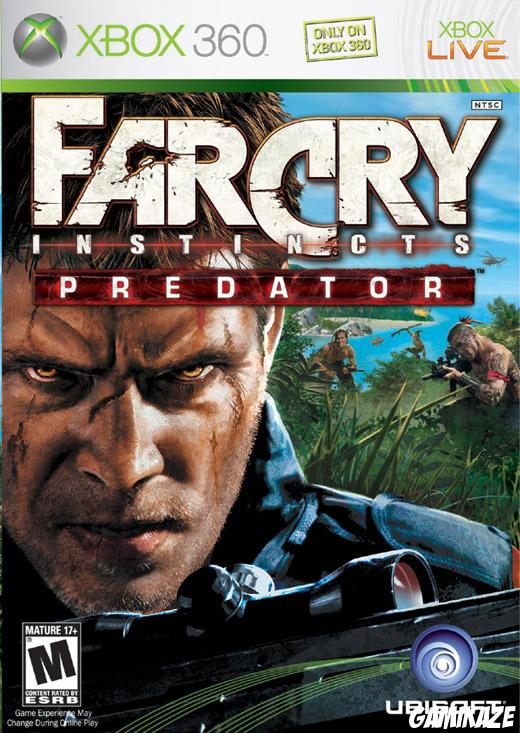 cover Far Cry Instincts Predator x360