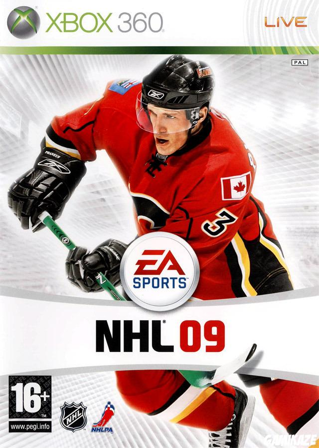 cover NHL 09 x360