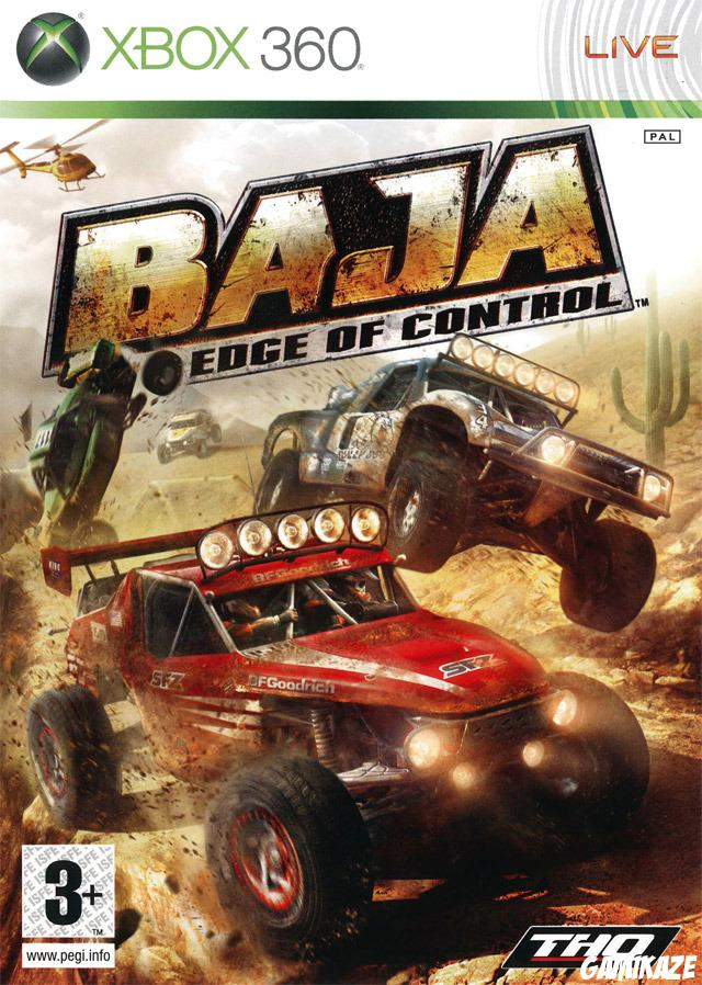 cover Baja : Edge of Control x360