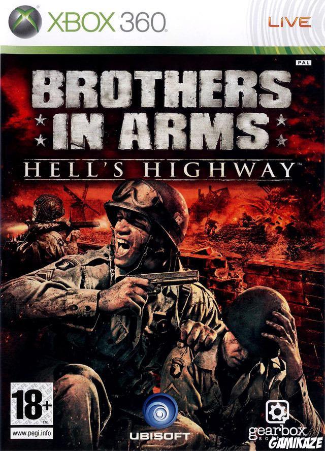 cover Brothers in Arms : Hell's Highway x360