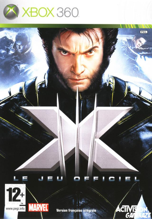 cover X-Men : Le Jeu Officiel x360